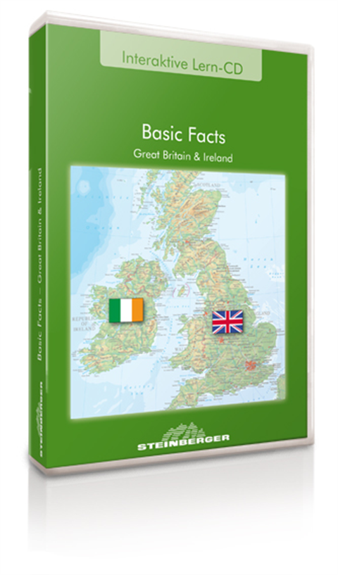 Basic facts about Great Britain and Ireland
